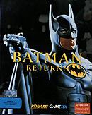 jaquette Amiga Batman Returns