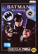 jaquette Mega CD Batman Returns