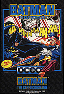 jaquette Commodore 64 Batman The Caped Crusader