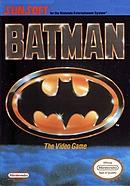 jaquette Nes Batman The Video Game