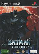 jaquette PlayStation 2 Batman Vengeance