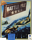 jaquette PC Battle Isle