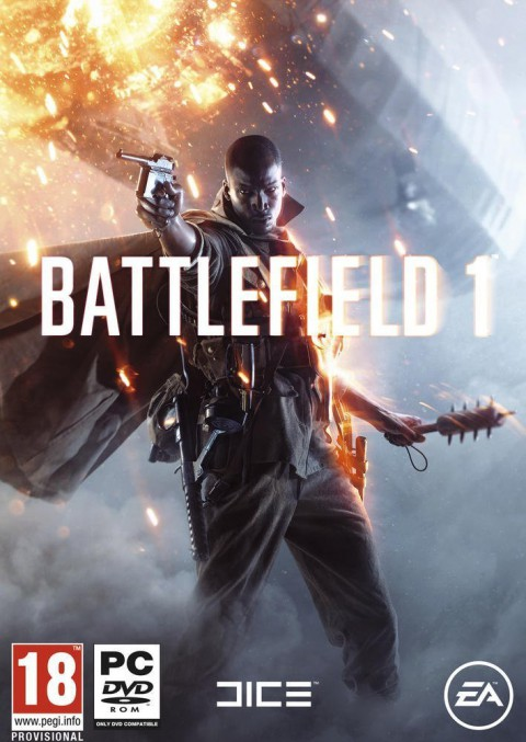 jaquette PC Battlefield 1