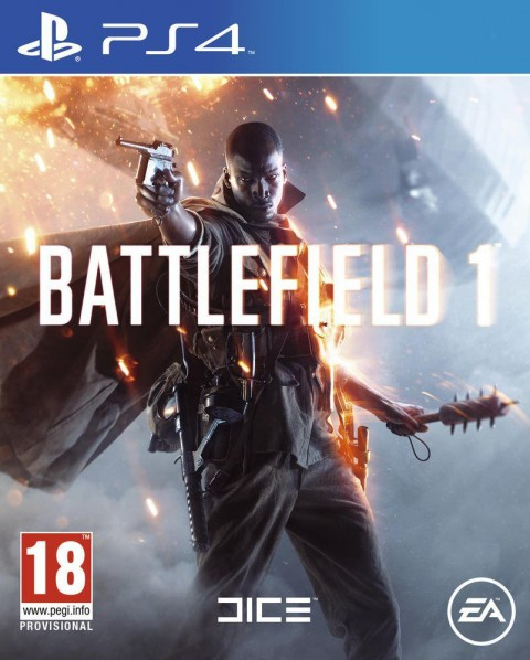 jaquette PlayStation 4 Battlefield 1