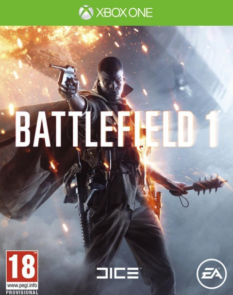 jaquette Xbox One Battlefield 1