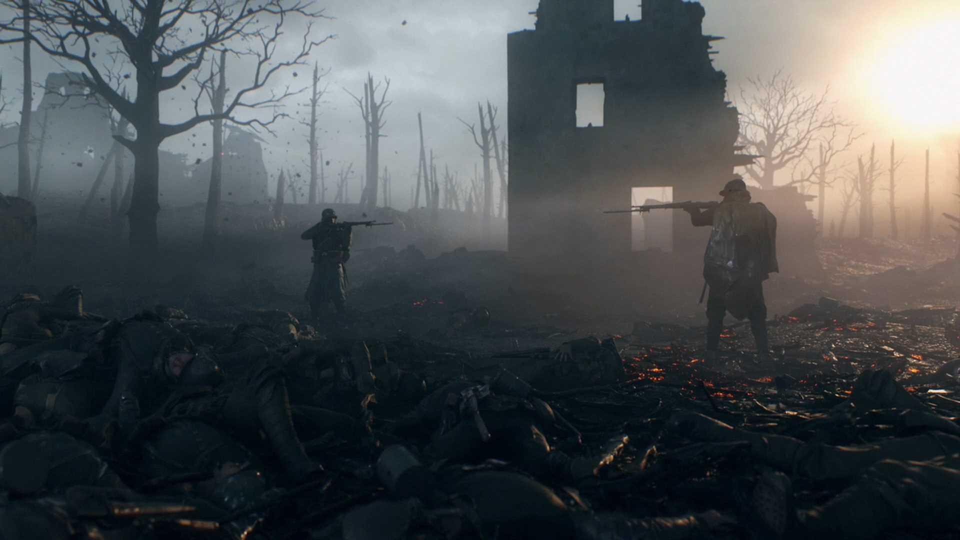 Wallpapers Fond D Ecran Pour Battlefield 1 Pc Ps4 Xbox