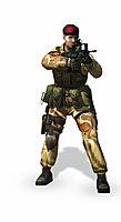 BATTLEFIELD FRONT SOLDIER