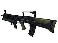 weapon SA80L85 large