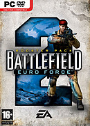 jaquette PC Battlefield 2 Euro Force