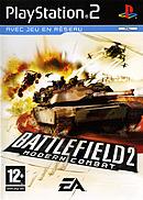 jaquette PlayStation 2 Battlefield 2 Modern Combat