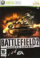 jaquette Xbox 360 Battlefield 2 Modern Combat