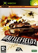 jaquette Xbox Battlefield 2 Modern Combat