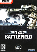 jaquette PC Battlefield 2142