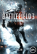 jaquette Xbox 360 Battlefield 3 Aftermath