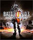 jaquette Xbox 360 Battlefield 3 Back To Karkand