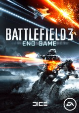 jaquette PlayStation 3 Battlefield 3 End Game