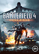 jaquette PlayStation 4 Battlefield 4 China Rising