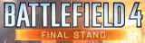 jaquette PlayStation 4 Battlefield 4 Final Stand