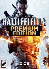 jaquette PC Battlefield 4 Premium Edition