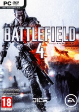 jaquette PC Battlefield 4