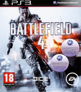 jaquette PlayStation 3 Battlefield 4
