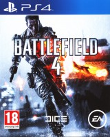 jaquette PlayStation 4 Battlefield 4