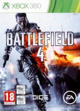 jaquette Xbox 360 Battlefield 4