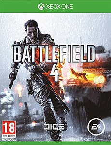 jaquette Xbox One Battlefield 4