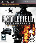 jaquette PlayStation 3 Battlefield Bad Company 2 Ultimate Edition