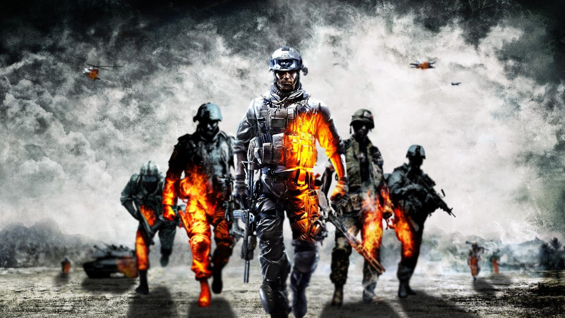 10 Most Popular Cool Gaming Wallpapers Hd 1920x1080 Full: Wallpapers, Fond D'ecran Pour Battlefield : Bad Company 2