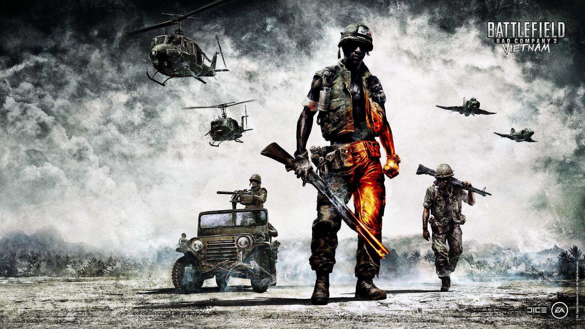 Hd wallpaper ios - Wallpapers Fond D Ecran Pour Battlefield Bad Company 2