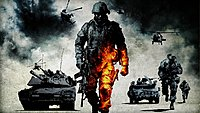 Battlefield Bad Company 2 HD wallpaper2