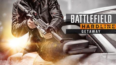 jaquette Xbox 360 Battlefield Hardline Getaway