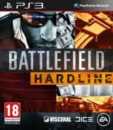 jaquette PlayStation 3 Battlefield Hardline