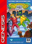 jaquette Megadrive Battletoads Double Dragon