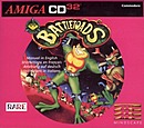 jaquette Amiga Battletoads