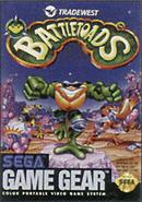 jaquette Game Gear Battletoads
