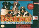 jaquette Super Nintendo Beethoven