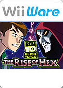 Ben 10 : Alien Force : The Rise of Hex