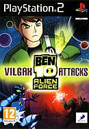 jaquette PlayStation 2 Ben 10 Alien Force Vilgax Attacks
