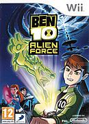 jaquette Wii Ben 10 Alien Force