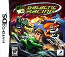 jaquette Nintendo DS Ben 10 Galactic Racing