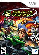 jaquette Wii Ben 10 Galactic Racing