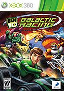 jaquette Xbox 360 Ben 10 Galactic Racing