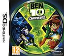 jaquette Nintendo DS Ben 10 Omniverse
