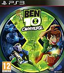 jaquette PlayStation 3 Ben 10 Omniverse