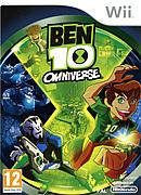 jaquette Wii Ben 10 Omniverse