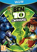 jaquette Wii U Ben 10 Omniverse