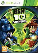 jaquette Xbox 360 Ben 10 Omniverse