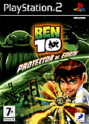 jaquette PlayStation 2 Ben 10 Protector Of Earth